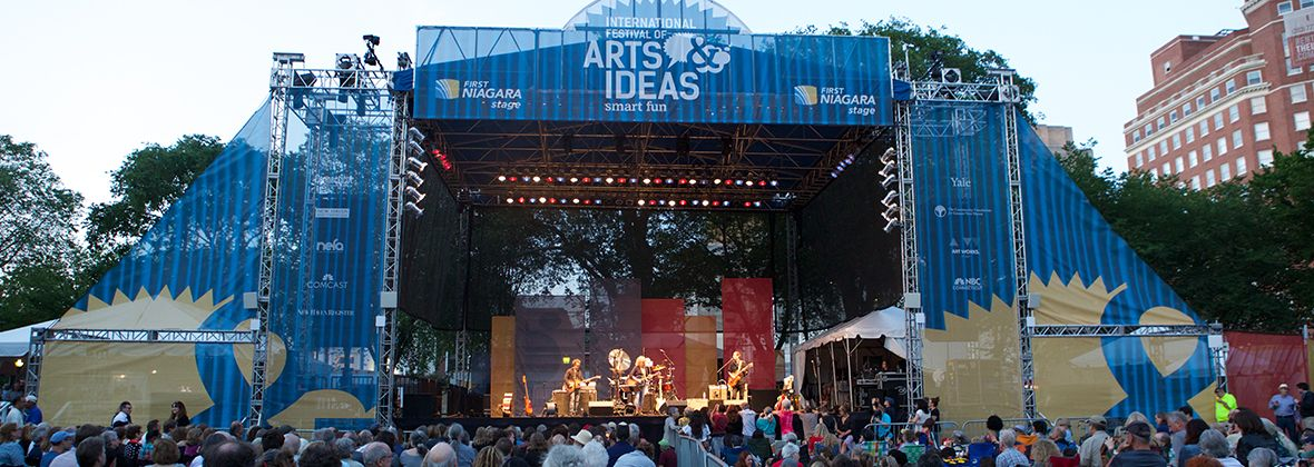 About the Festival | International Festival of Arts and Ideas